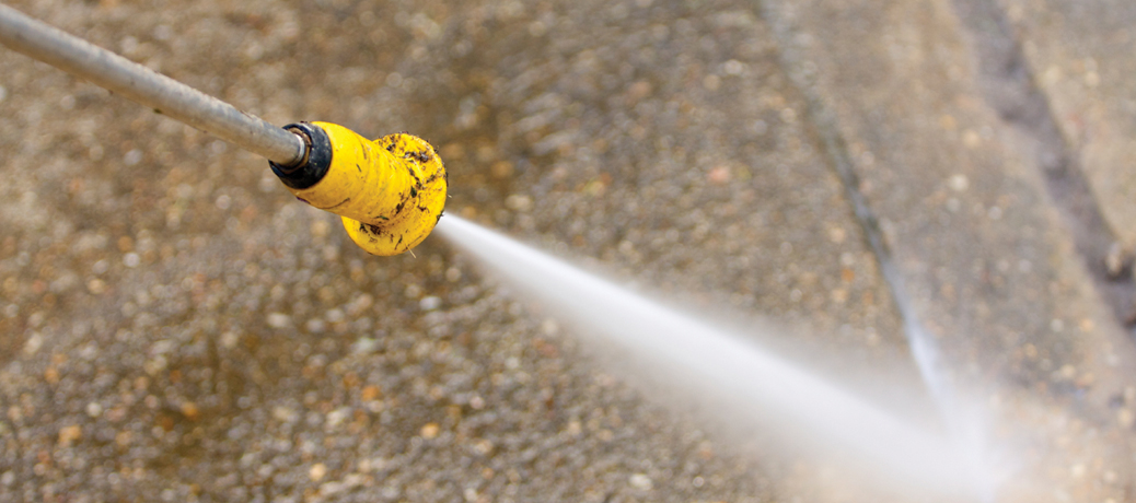 MAlone Cleaning Services - Pressure Washing North East